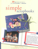 Simple Scrapbooks