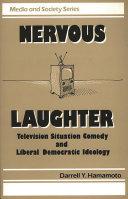 Pdf Nervous Laughter