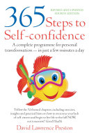 365 Steps to Self-Confidence 4th Edition