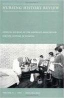 Nursing History Review  Volume 2