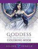 Goddess and Mythology Coloring Book Book PDF