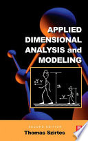 Applied Dimensional Analysis And Modeling Book PDF