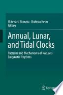 Annual  Lunar  and Tidal Clocks