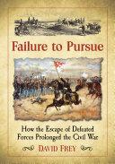 Failure to Pursue