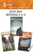 Harlequin Superromance July 2014   Bundle 2 of 2 Book