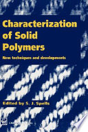 Characterization of Solid Polymers