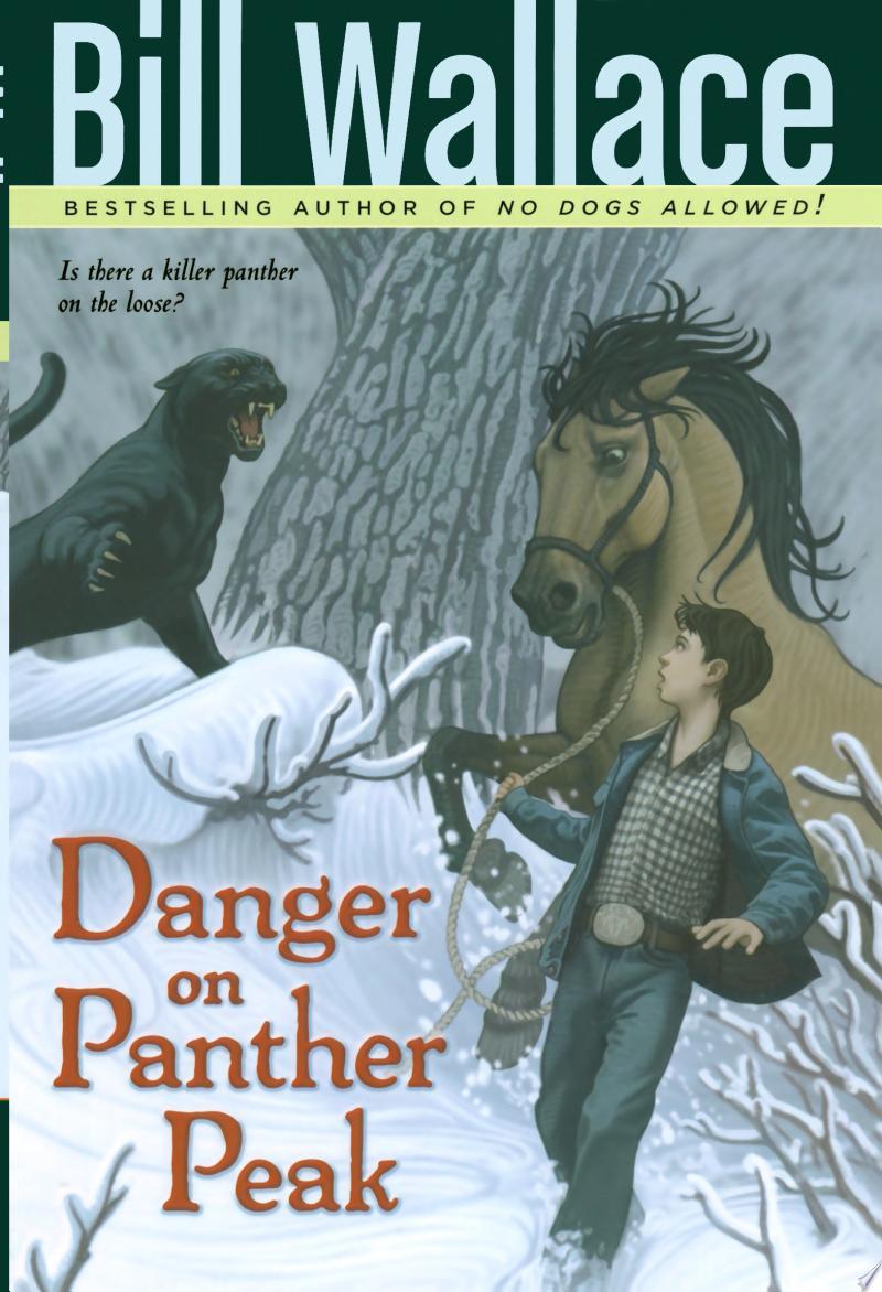 Danger on Panther Peak banner backdrop
