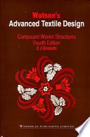 Watson S Advanced Textile Design Book PDF