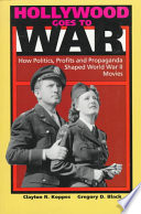 Hollywood Goes to War Book