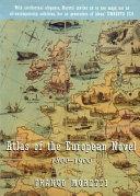 Pdf Atlas of the European Novel, 1800-1900