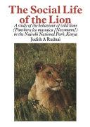 The Social Life of the Lion [Pdf/ePub] eBook