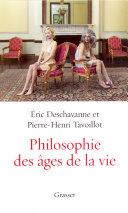 Pdf Philosophie des âges de la vie Telecharger