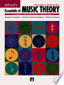"""Essentials of Music Theory: Teacher's Answer Key"" by Andrew Surmani, Morton Manus, Karen Farnum Surmani"
