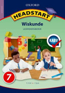 Books - Headstart Wiskunde Graad 7 Leerdersboek | ISBN 9780199048380