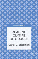 Pdf Reading Olympe de Gouges Telecharger
