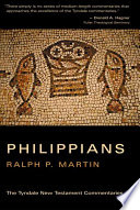 The Epistle of Paul to the Philippians