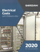 Electrical Costs with Rsmeans Data