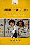 Justice in Conflict