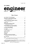 The Cornell Engineer