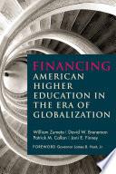 Financing American Higher Education in the Era of Globalization