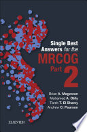 Single Best Answers for MRCOG