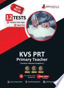KVS PRT (Primary Teacher) 2020 | 5 Full-length Mock Test + 10 Practice Test