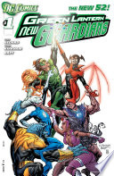 Green Lantern  New Guardians  2011    1 Book
