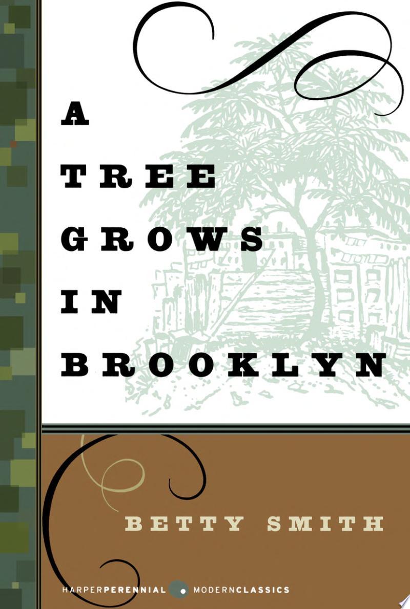 A Tree Grows in Brooklyn banner backdrop