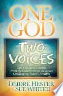 One God Two Voices Book