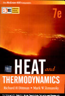 Heat and thermodynamics an intermediate textbook mark waldo other editions view all fandeluxe Images