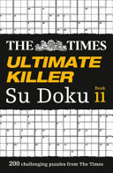 The Times Ultimate Killer Su Doku Book 11