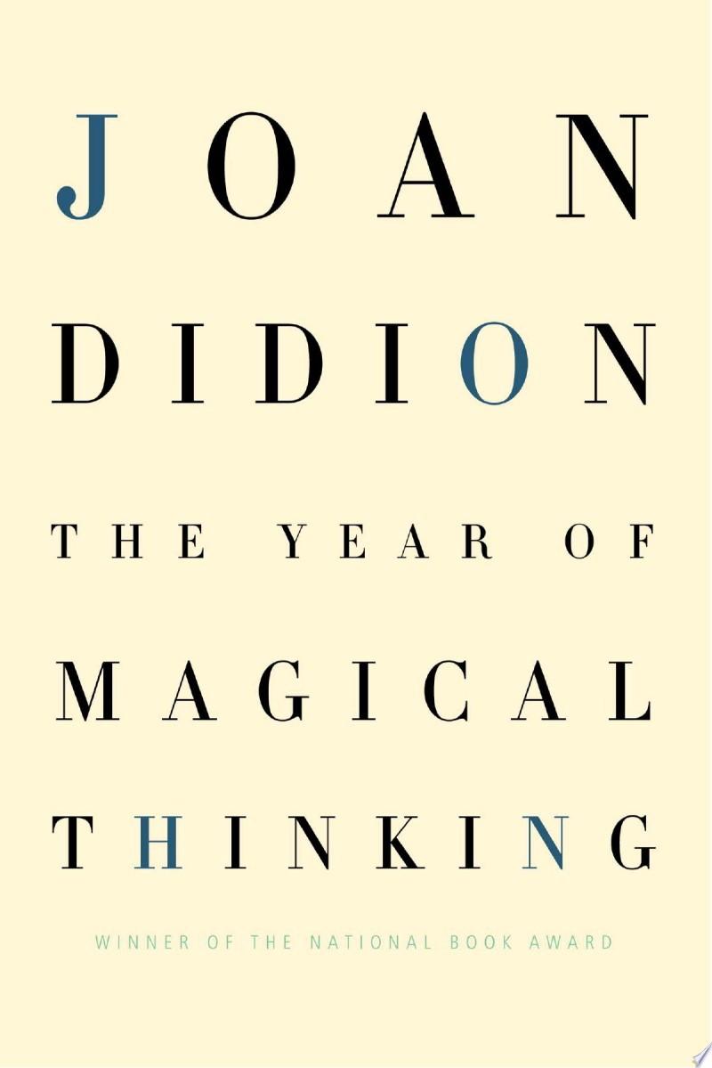 The Year of Magical Thinking image