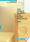 The World Market for Dairy Products at ...