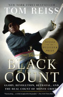 The Black Count Tom Reiss Cover