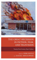 The Great Recession in Fiction  Film  and Television