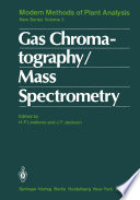 Gas Chromatography/Mass Spectrometry