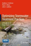 Optimizing Stormwater Treatment Practices Pdf/ePub eBook