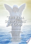 THE REAL SCRIPTURES    OF GOD     NEW TESTAMENT