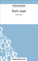 Dom Juan de Molière (Fiche de lecture) Pdf/ePub eBook