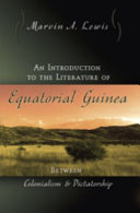 An Introduction to the Literature of Equatorial Guinea