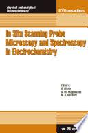 In Situ Scanning Probe Microscopy and Spectroscopy in Electrochemistry
