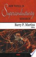 New Topics in Superconductivity Research