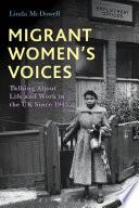 Migrant Women s Voices