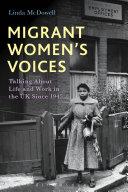 Migrant Women's Voices Pdf/ePub eBook