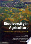 Biodiversity in Agriculture Book