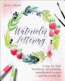 Pdf Watercolor Lettering