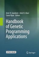 Handbook of Genetic Programming Applications