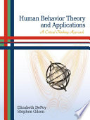 Human Behavior Theory and Applications