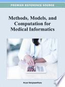Methods  Models  and Computation for Medical Informatics