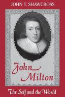 John Milton: The Self and the World